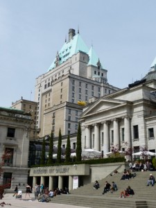Vancouver Art Gallery Vancouver
