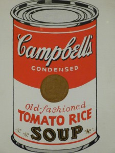 Andy-Warhole-MoMa-new-york-city-Campbell-Suppendosen