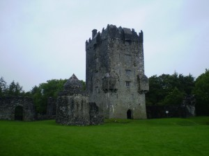 Aughnanure-Castle-Irland