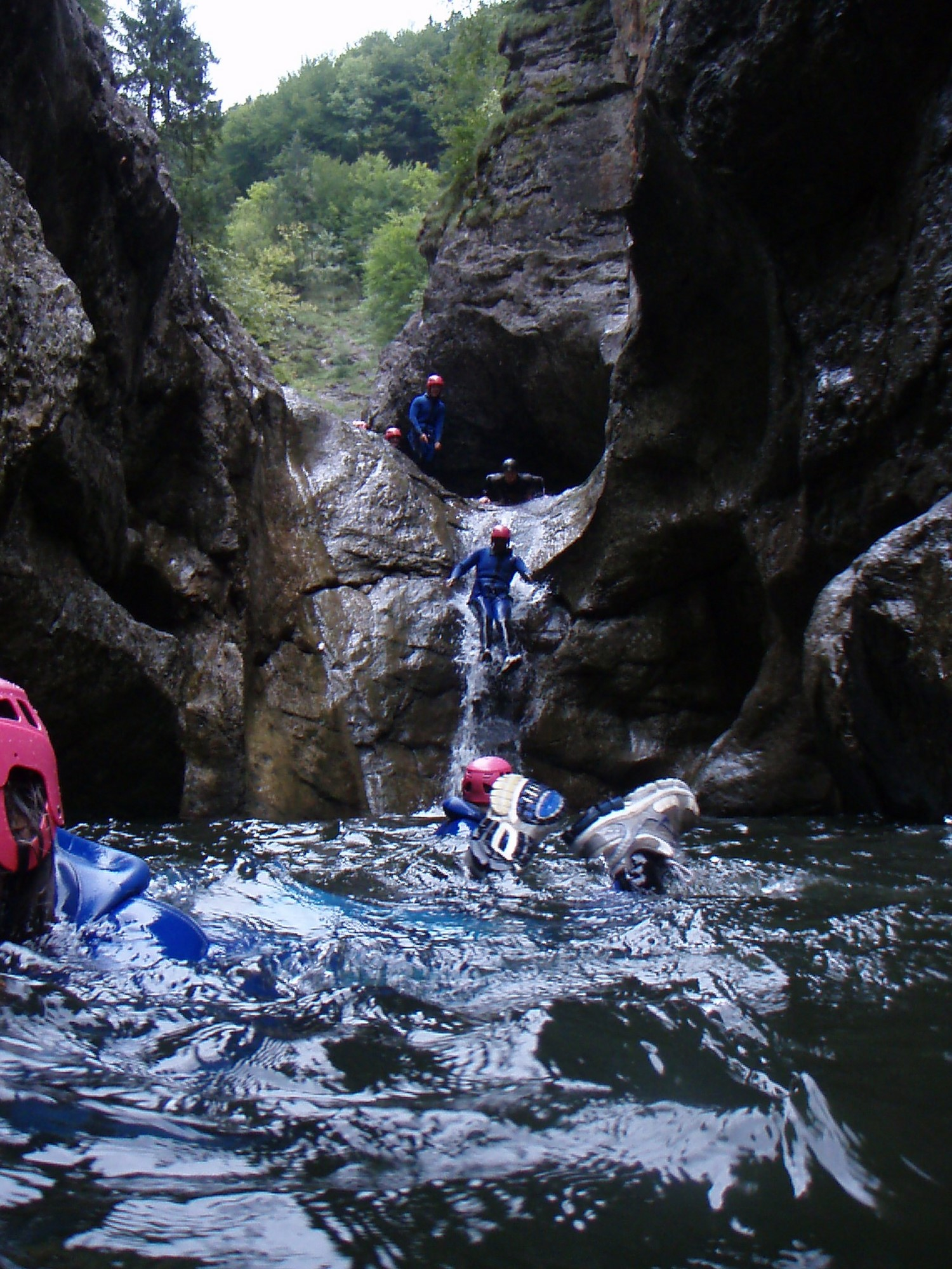 Canyoning-Österreich-An_Irishman-on-tour
